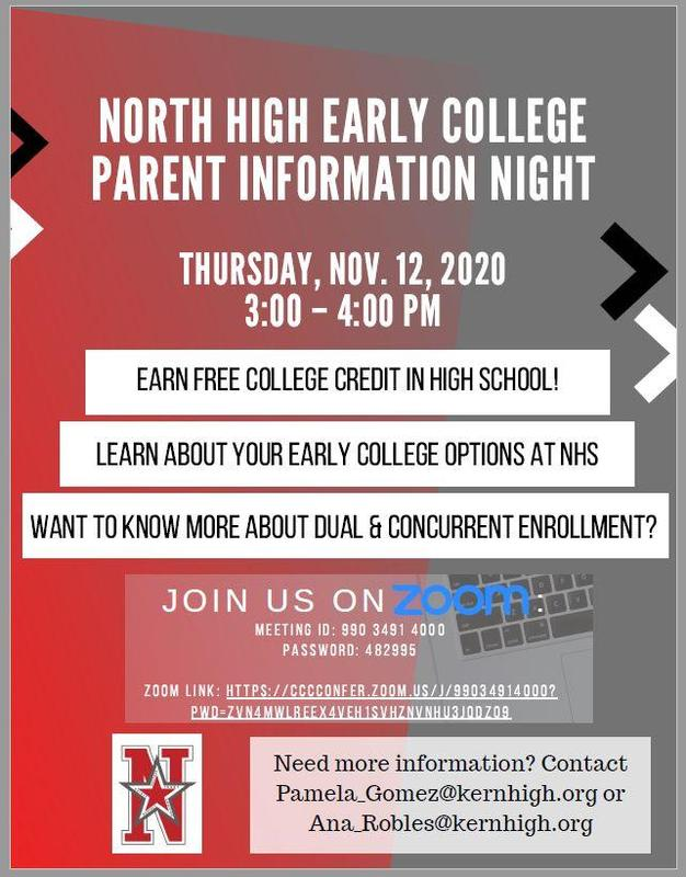 Early College Info Night