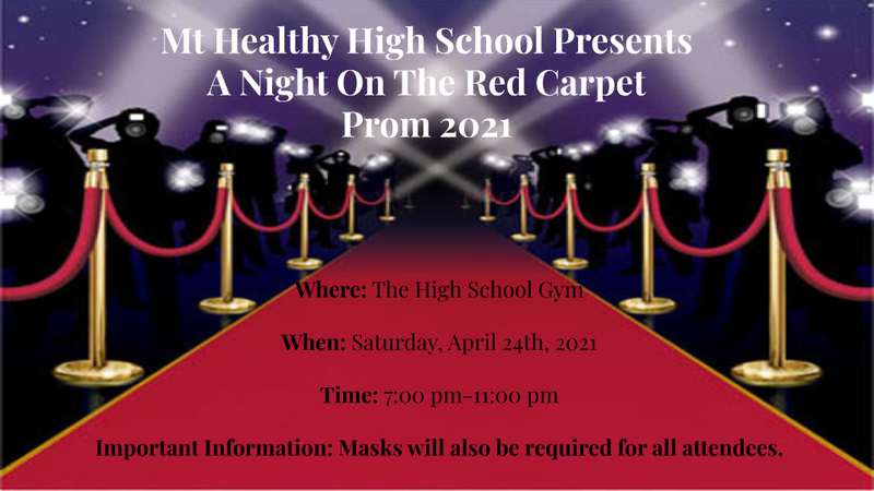Mt. Healthy High School Prom (Juniors & Seniors) Featured Photo
