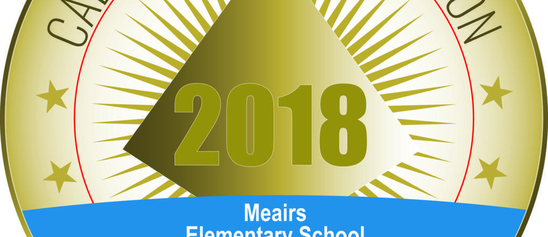 Meairs is an award winning school!