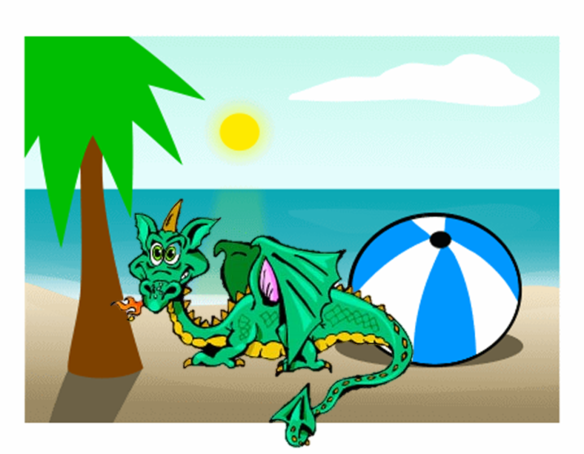 Dragons in Paradise Raffle link