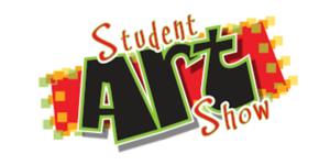Student Art Show Flyer