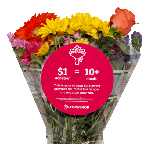 Stop & Shop's Bloomin' 4 Good Program will benefit NKSD Blessings in a Backpack program for the months of April and May! Featured Photo