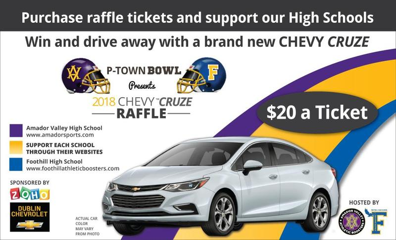 The P-Town Bowl Car Giveaway! Featured Photo