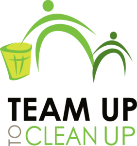 Clean Up Logo