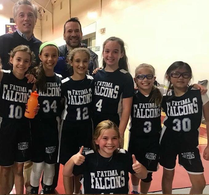 great schools basketball girls team
