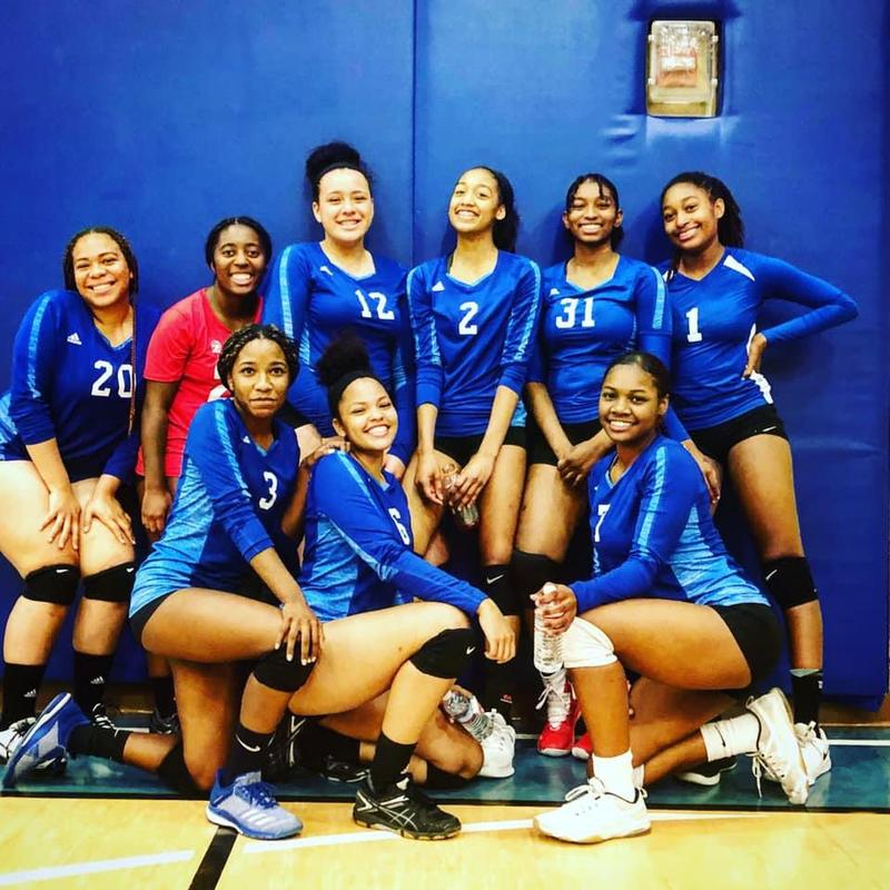 Viking Volleyball Featured Photo