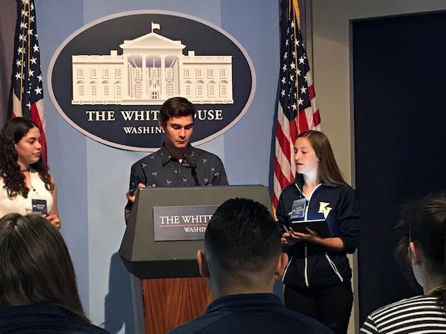 KVHS Students Visit The Ronald Reagan Library Thumbnail Image