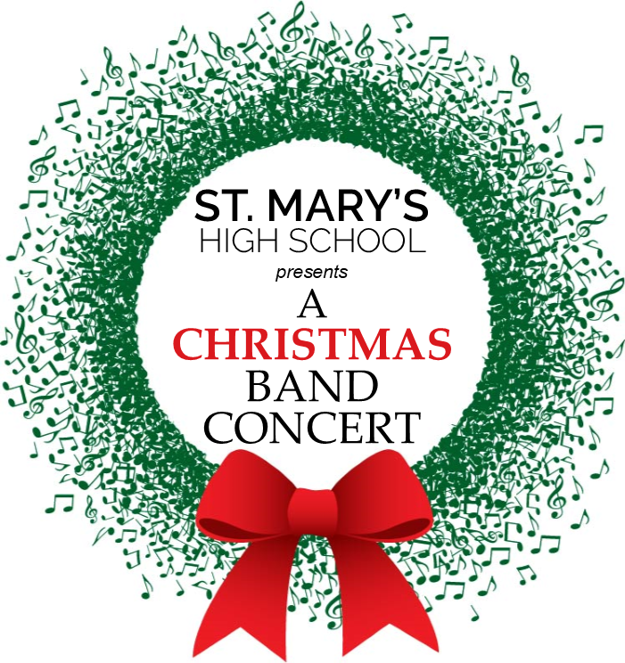 St. Mary's Christmas Band Concert