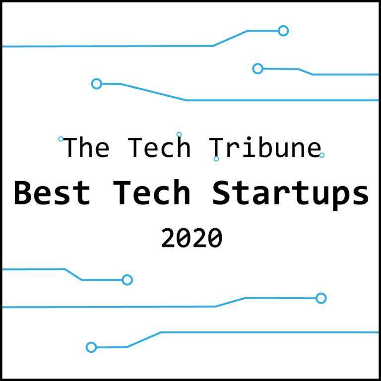 best tech startup badge