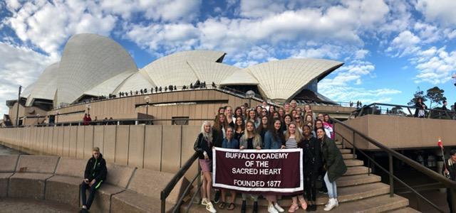 International Trip - Australia