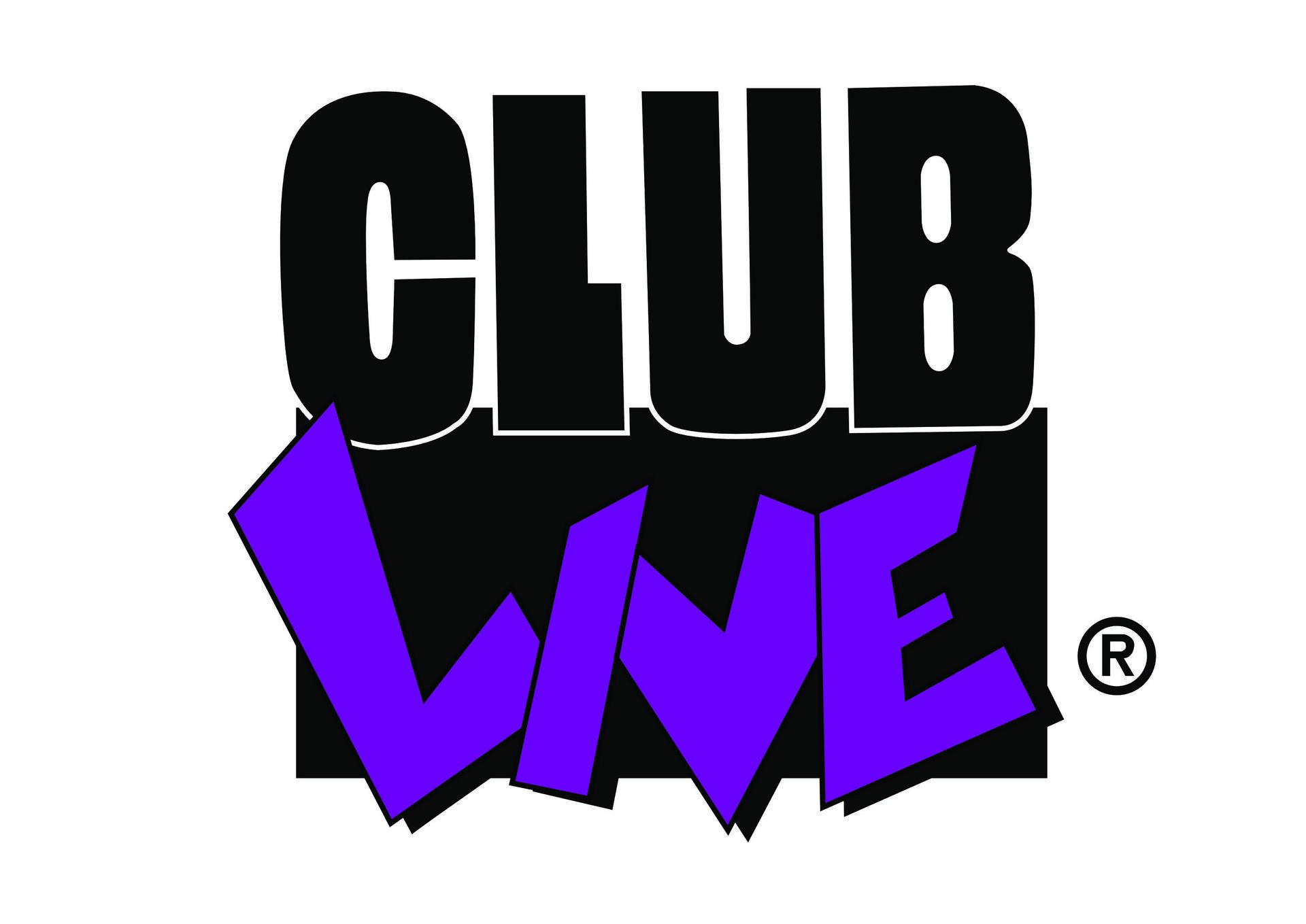 Club Live logo