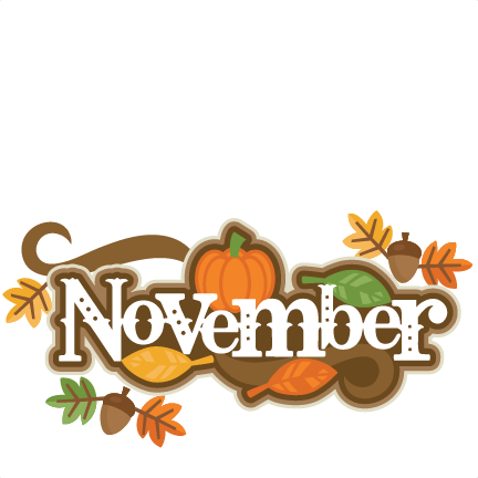 November Calendar 2020 Thumbnail Image