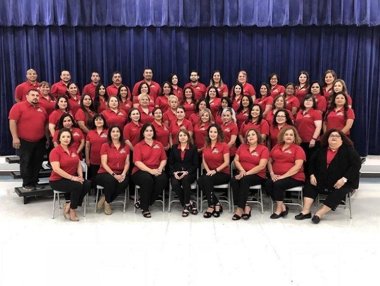Cavazos Staff Picture