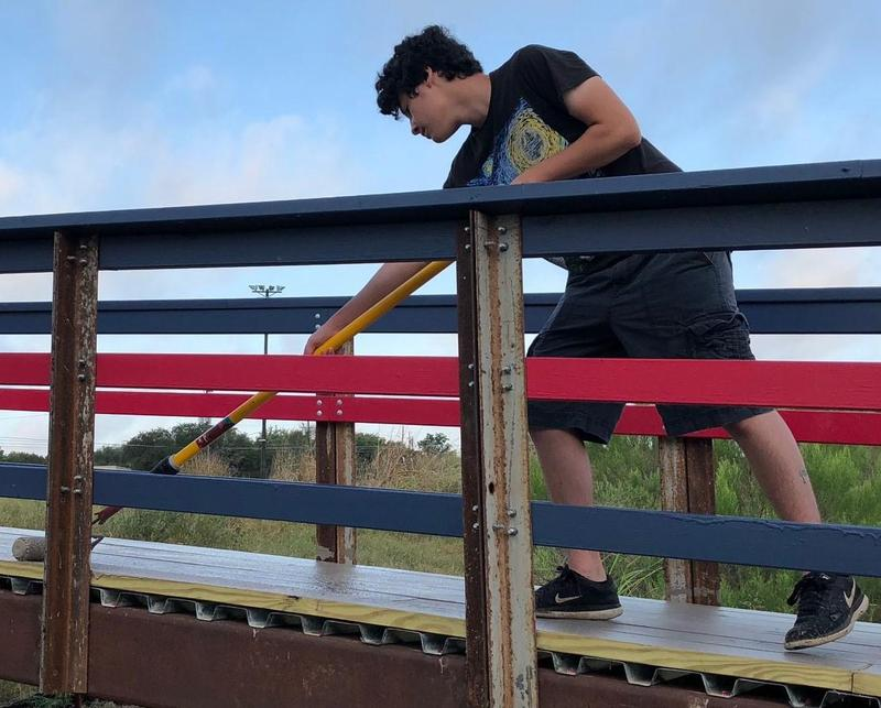 Summer Project Bridges Gap, Builds Character Thumbnail Image