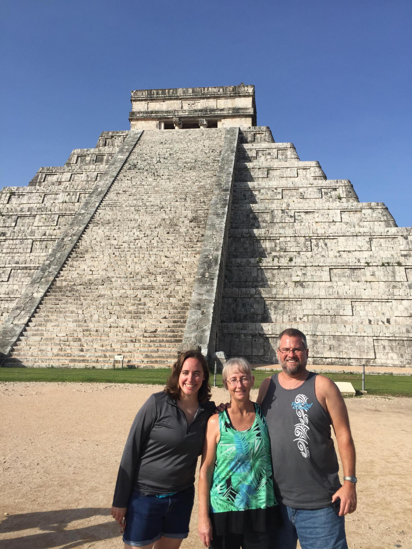 Chichen Itza in Mexico