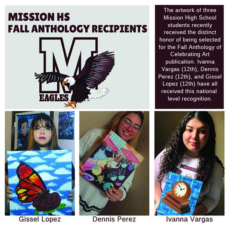 MHS Fall Anthology