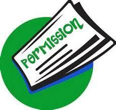 Online Photograph Permission Form Featured Photo