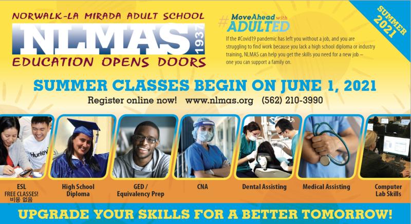 Summer Classes Start June 1st! Featured Photo