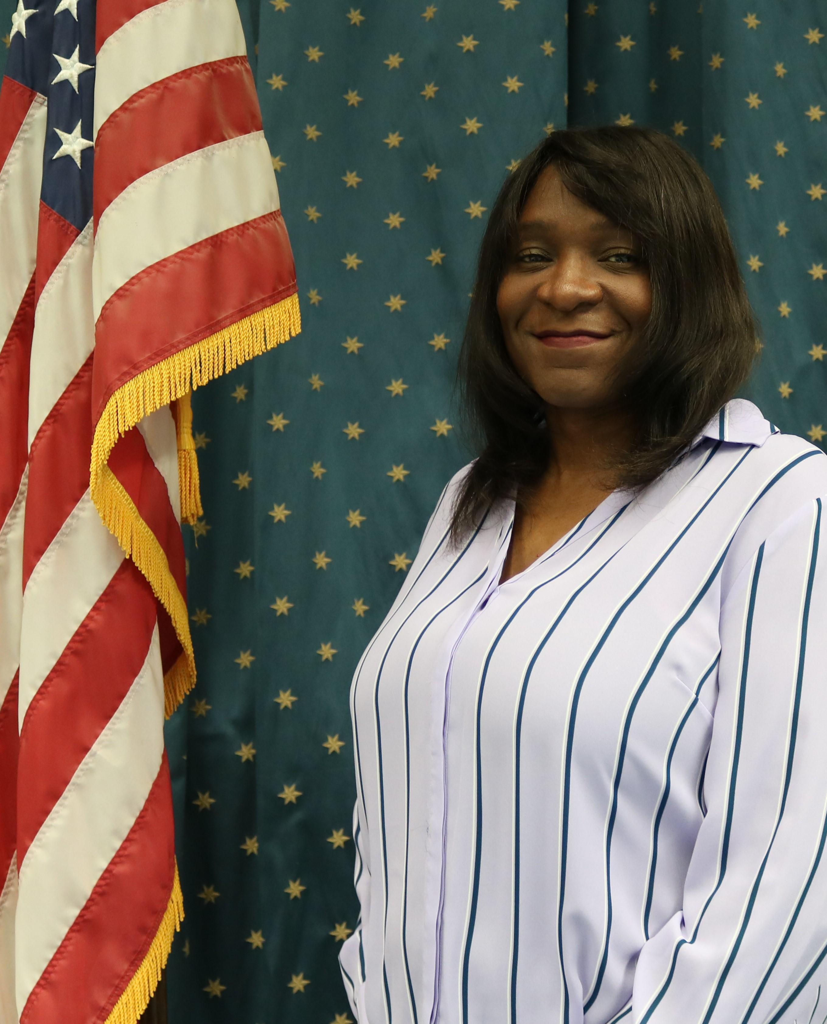 Ms. Katina Austin, Board Member