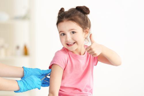 positive immunization image