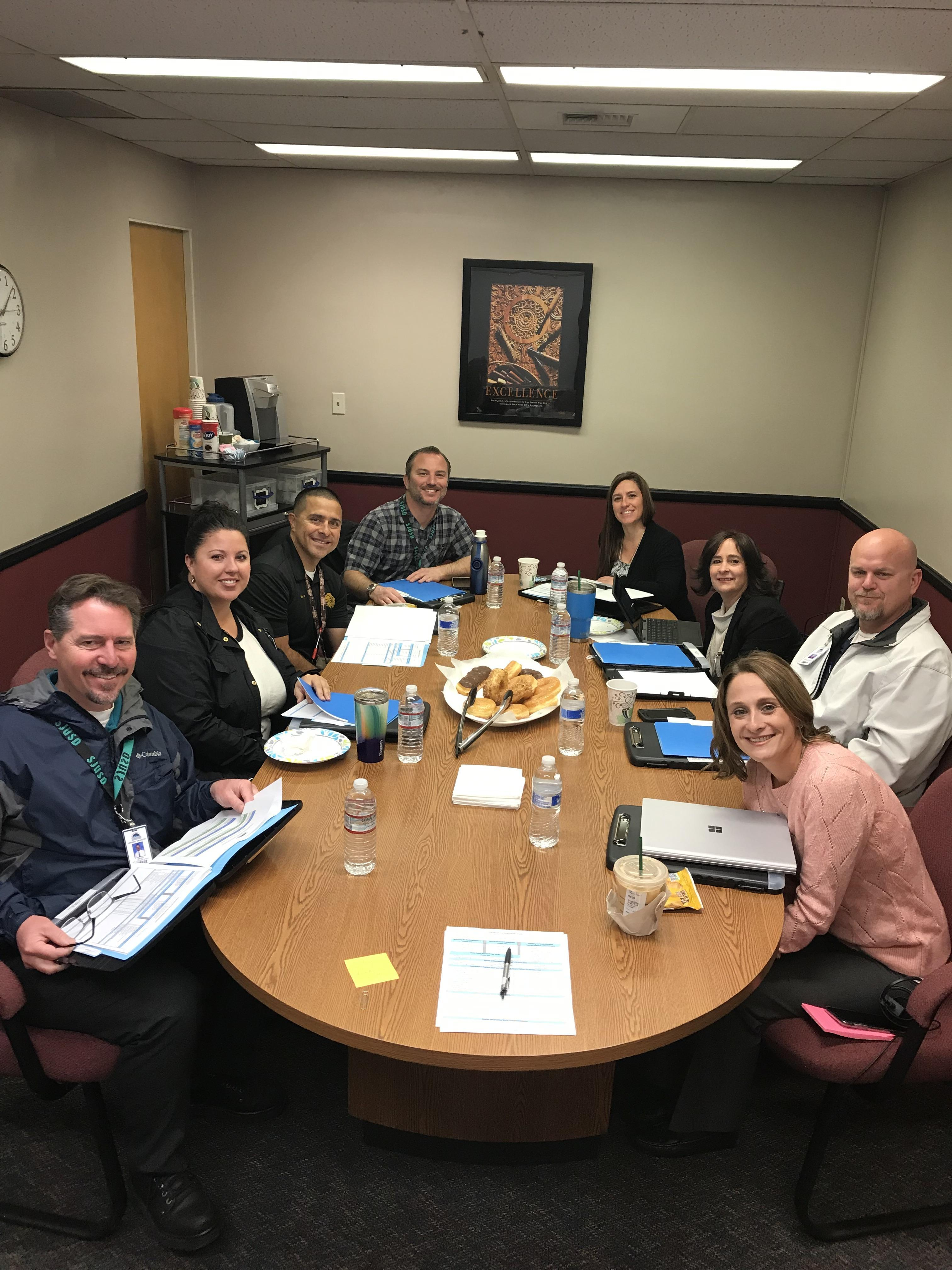 Teacher of the Year Selection Committee