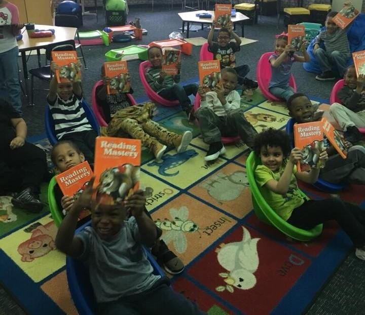 Kindergarten Readers