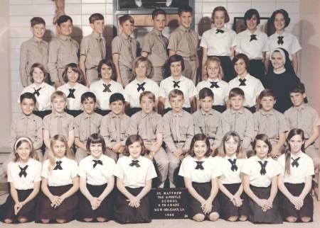 Older St. Matthew Uniforms