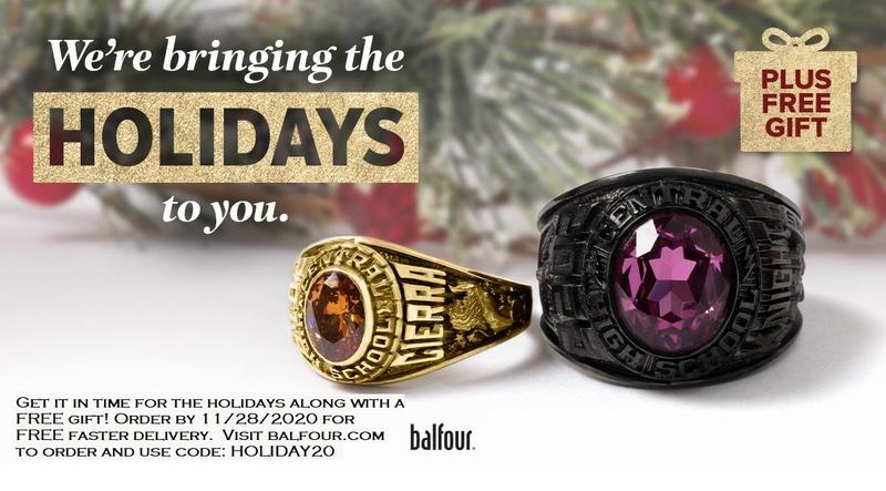 Balfour is bringing the holidays to you! Thumbnail Image