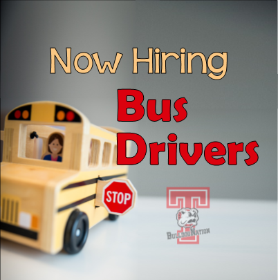 Bus Drivers needed ad