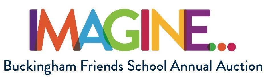 IMAGINE: Buckingham Friends School Annual Auction
