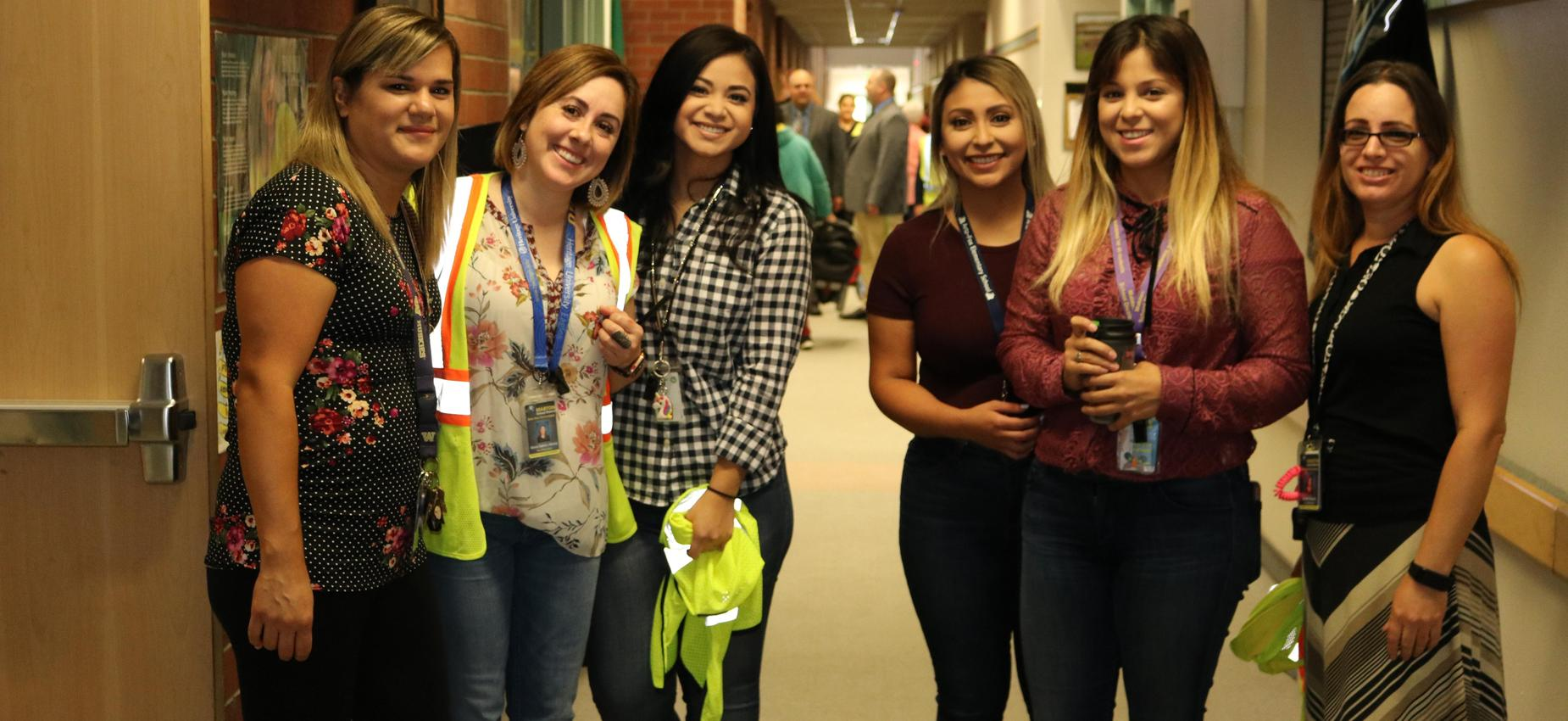 Image, Staff at Artz-Fox Elementary