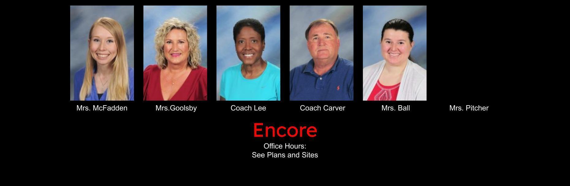 Encore Teachers