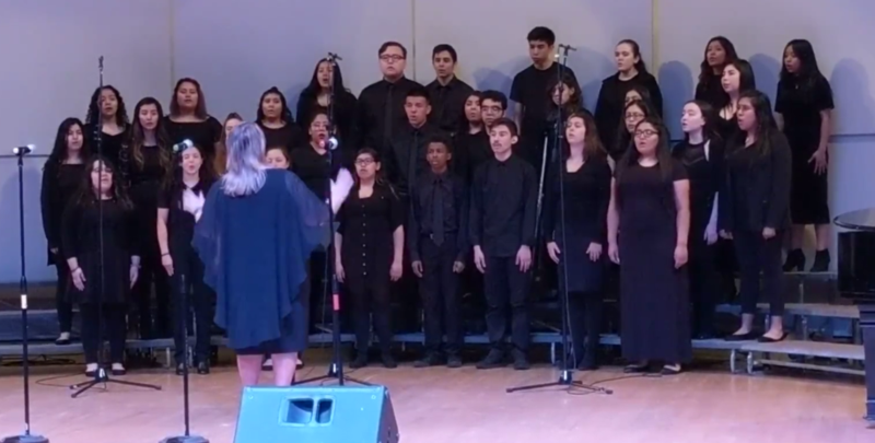 Hancock Choir
