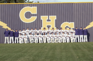 2019 Covington Chargers Baseball team
