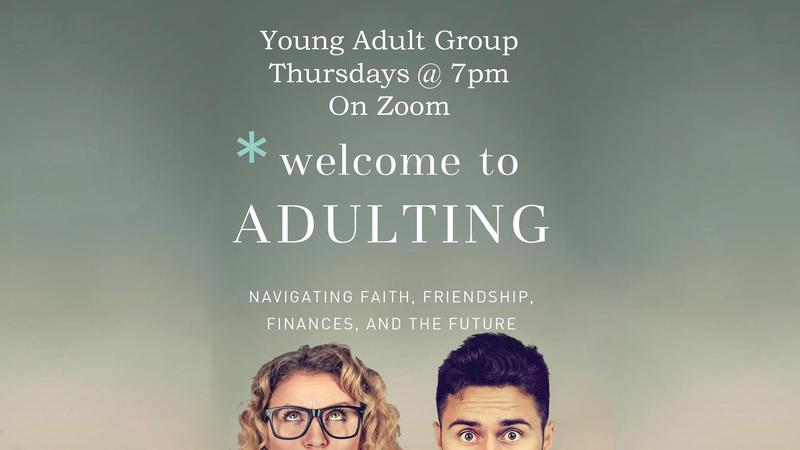 New Series and Meeting Night for Young Adult Group Featured Photo