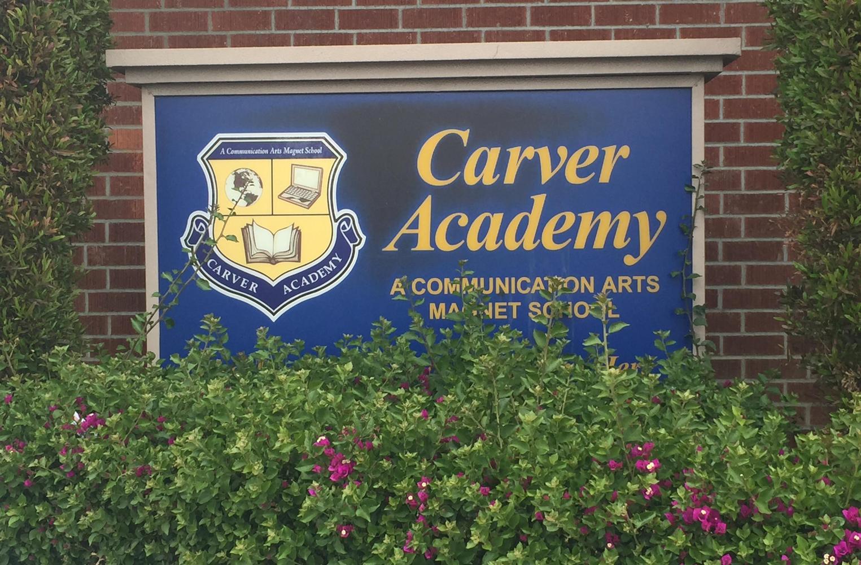 carver banner