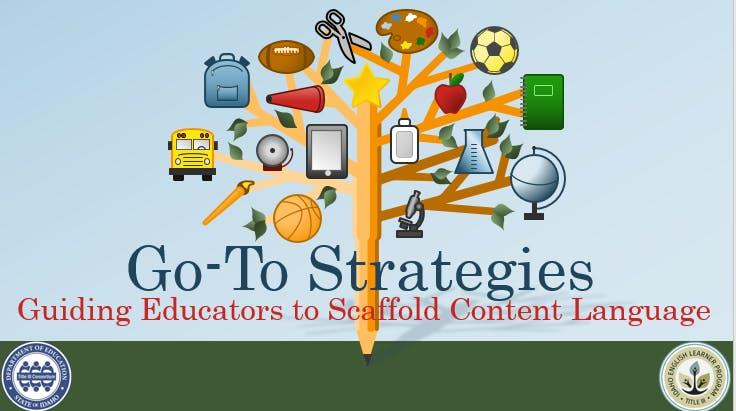 Go To Strategies for EL Teachers