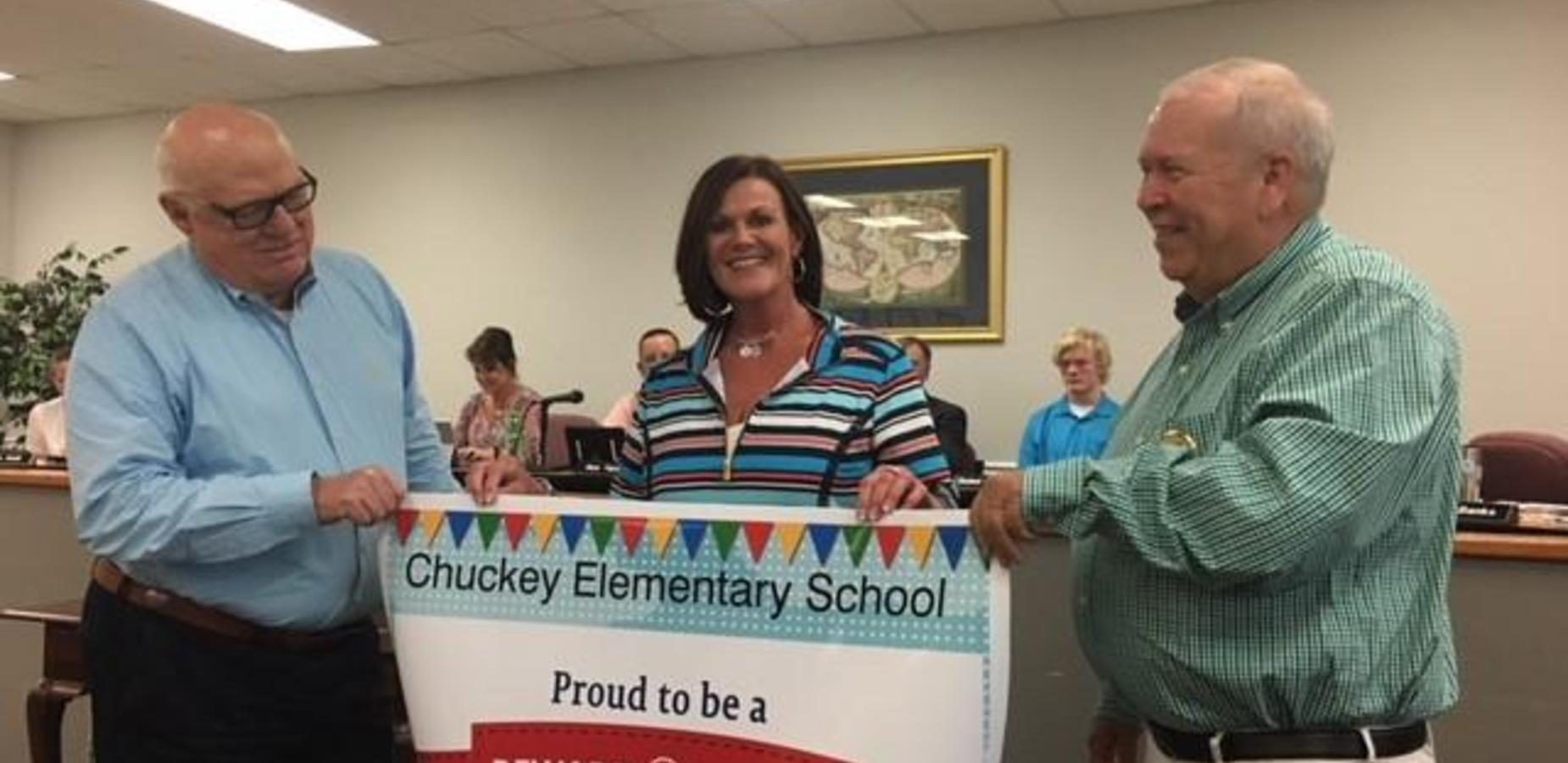 Chuckey Reward School