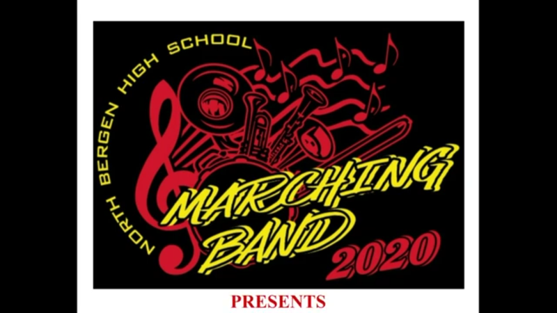 NBHS Marching Band 2020