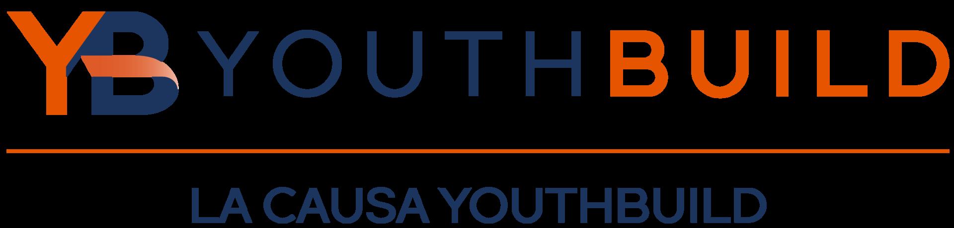 LA CAUSA YouthBuild logo
