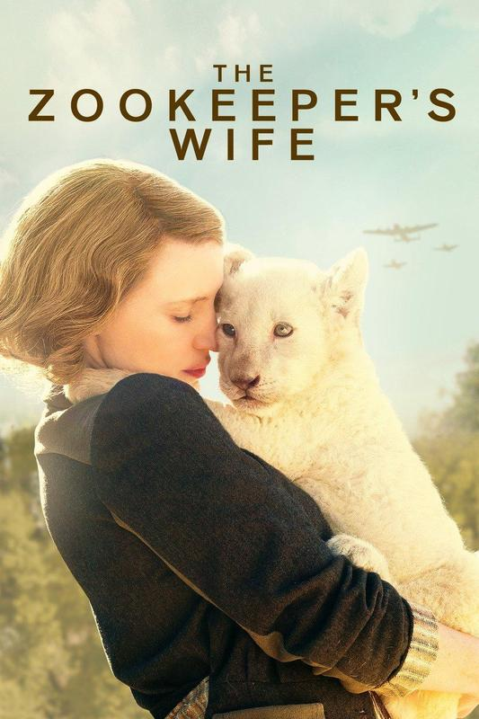 Zookeeper's Wife book cover pic