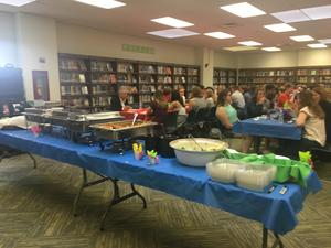 staff appreciation luncheon
