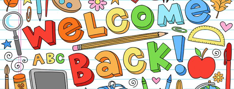 Happy New School Year! Thumbnail Image