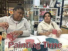 Residential Activties: Painting Time