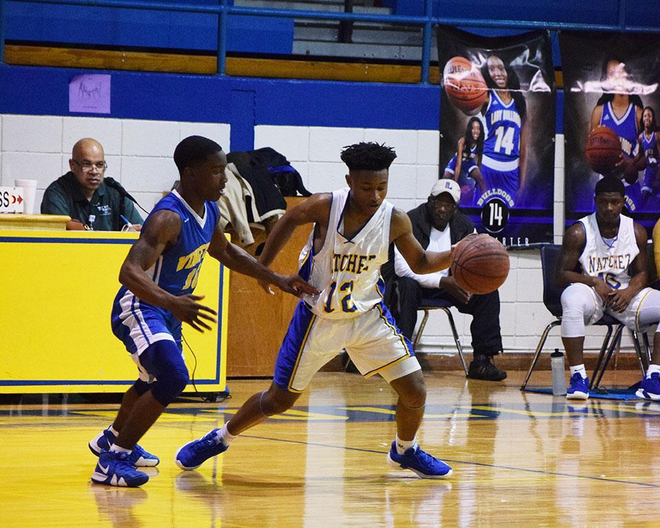 Natchez High School Basketball