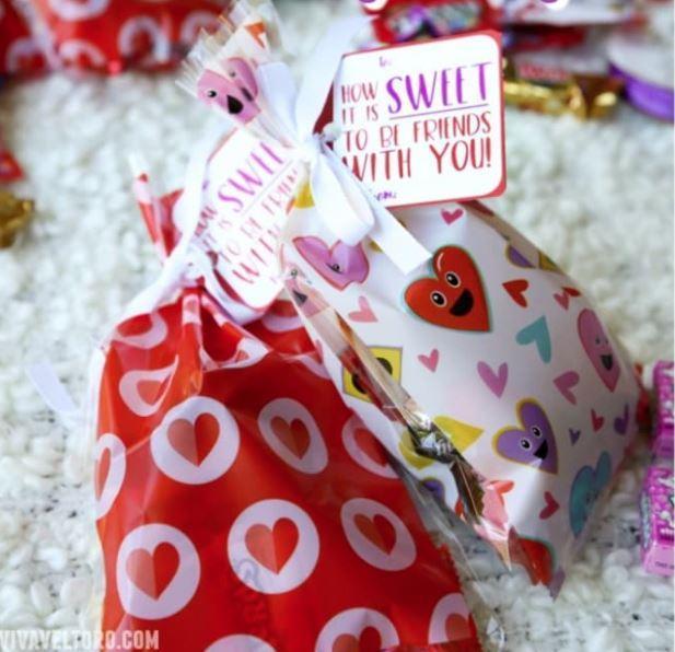 Valentine's Goodie Bag