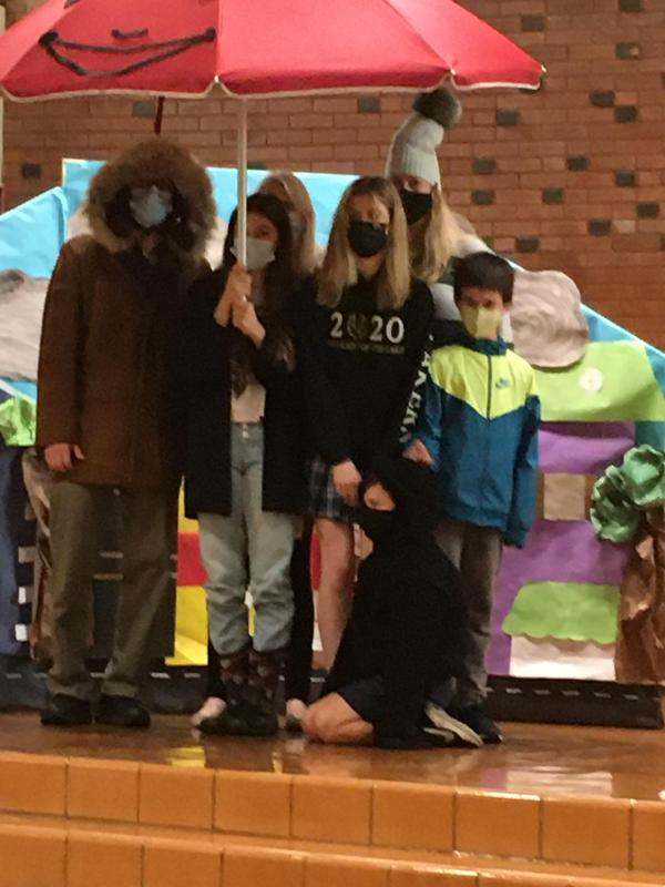 Thank You to our Family Liturgy Committee Featured Photo