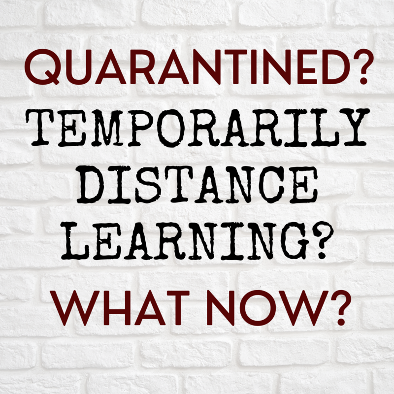 I have been Temporarily Quarantined, Now What? Thumbnail Image