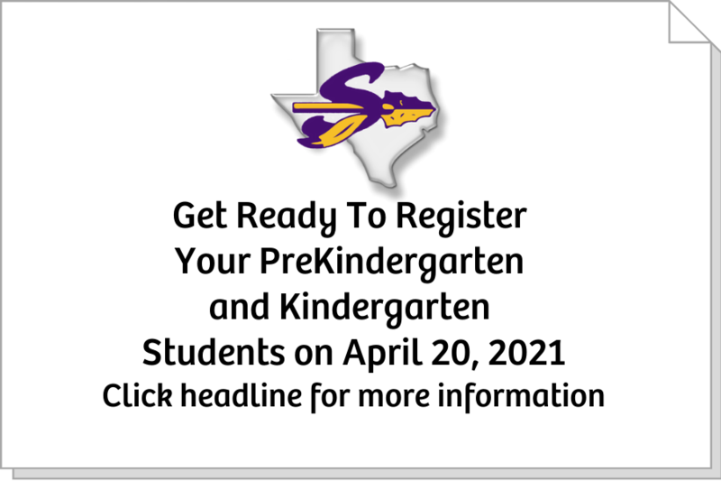 Click the headline for information about PreKindergarten and Kindergarten Registration