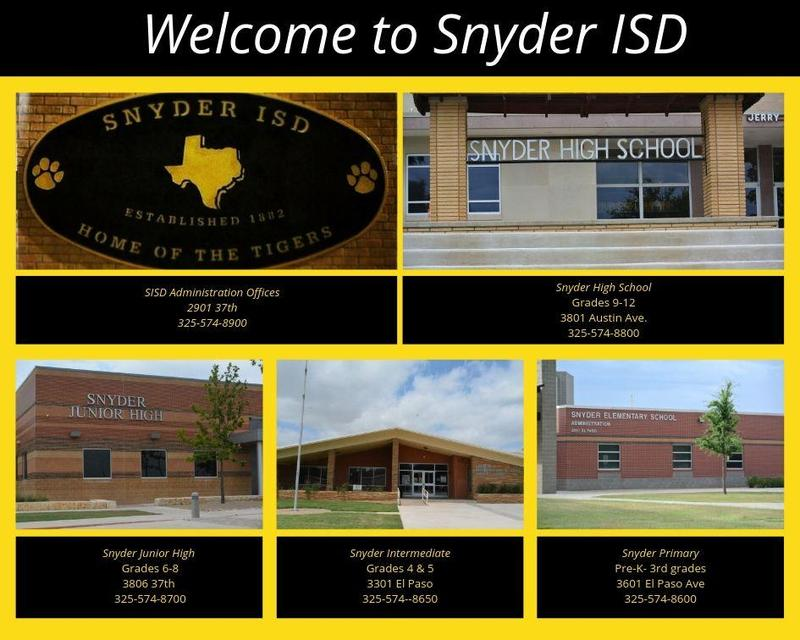 SISD Welcomes New Students!! Featured Photo
